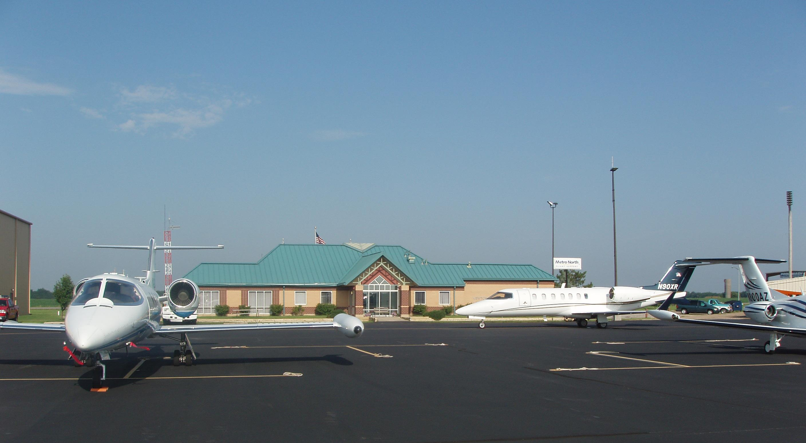 Newton City-County Airport