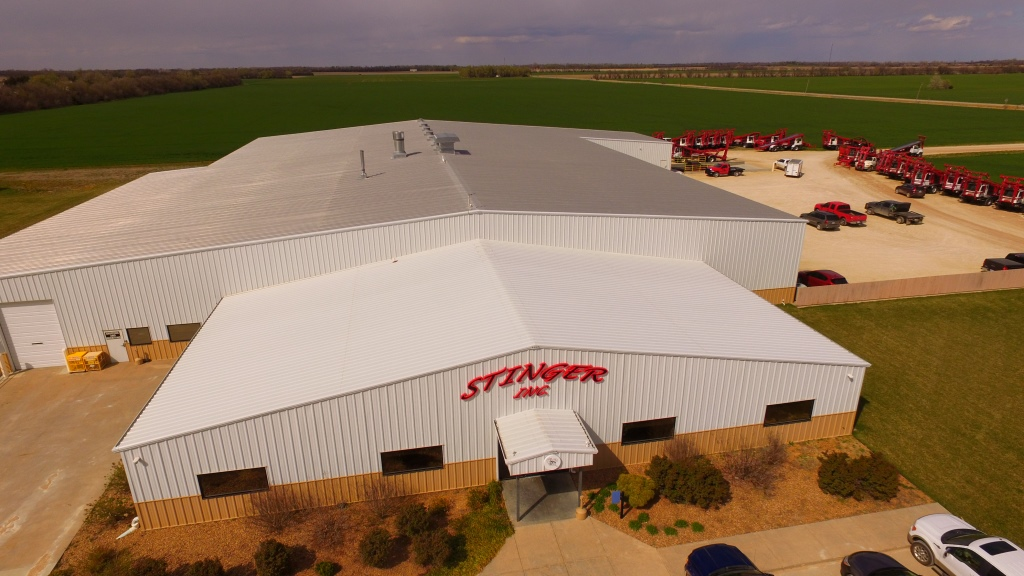 Stinger Inc. is located in Burrton, Kansas