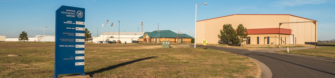 Newton City/County Airport Industrial Park