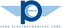 This image has an empty alt attribute; its file name is park-electrochemical-corp-logo.png